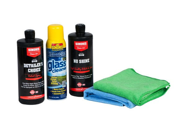 Simoniz Beyond the Wash Kit