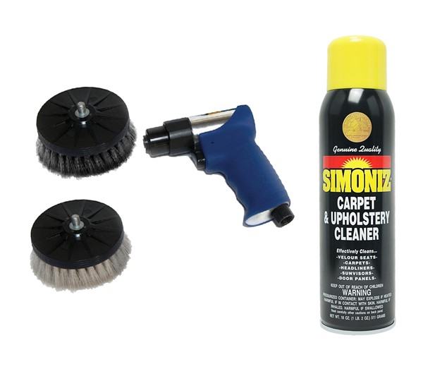 Simoniz Complete Carpet Kit
