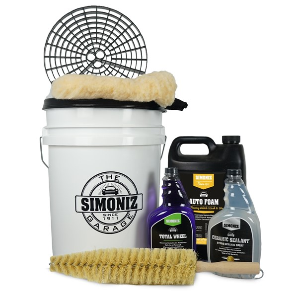 Simoniz Clean and Shine Kit