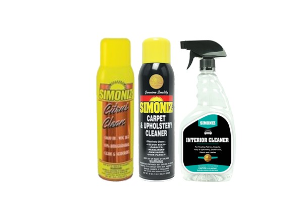 Simoniz Interior Cleaning Kit