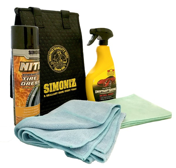 Simoniz Ultimate Exterior Detail Car Kit