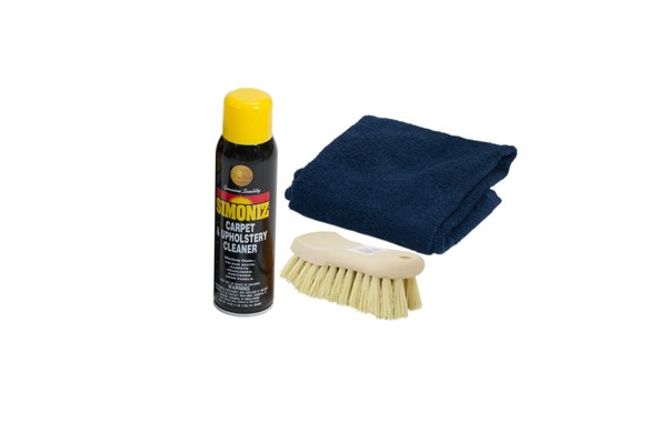 Simoniz Upholstery Seat Cleaning Kit