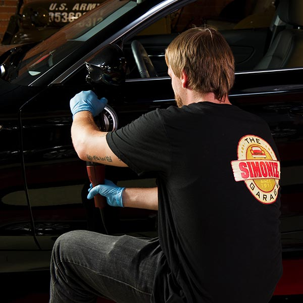 Auto Detailing Certification Programs The Simoniz Garage