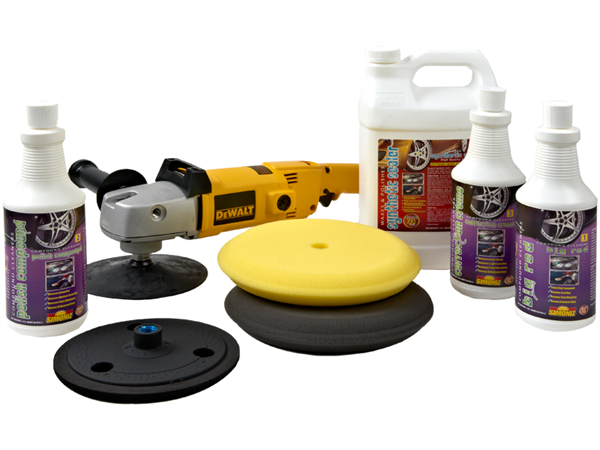 Simoniz Enthusiast Package - Buffing Kit