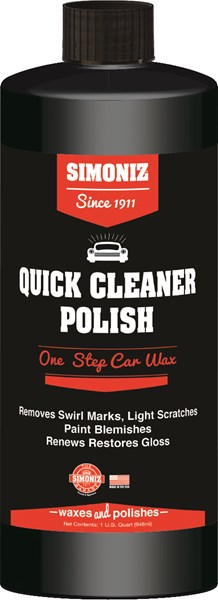 Simoniz Quick Cleaner Polish