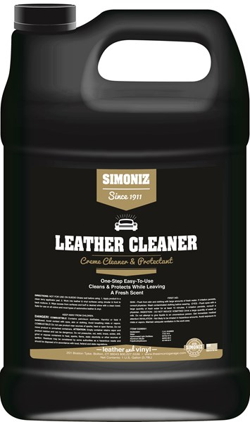 Simoniz Leather Cleaner & Conditioner