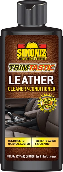 Simoniz Trimtastic Leather Cleaning & Conditioner 8 oz.