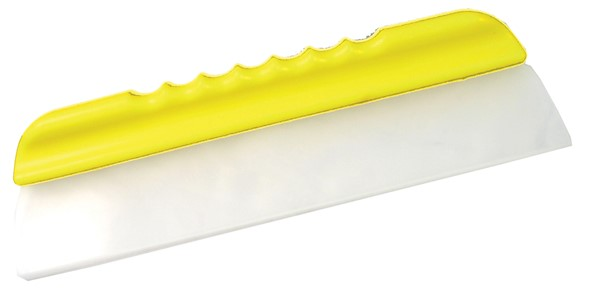 Simoniz Yellow Handle Jelly Blade