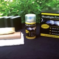 Magna Shine™ Headlight Restoration Kit