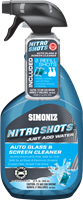 Nitro Shots Auto Glass & Screen Cleaner