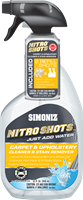 Nitro Shots Carpet & Upholstery Cleaner & Stain Remover