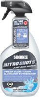 Nitro Shots Fresh Scent Odor Eliminator & Freshener