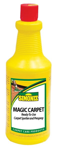 Simoniz Magic Carpet